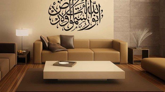 6 Hal Harus Diperhatikan saat Mendekorasi Rumah Bergaya Islami, Jangan Lupa Tips Ini