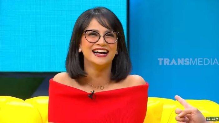 Vanessa Angel dalam acara Okay Bos, Senin (16/3/2020).