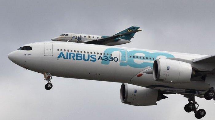 Raksasa Pabrikan Pesawat Airbus Bakal PHK 20.000 Karyawan, Produksi Menciut 40 Persen