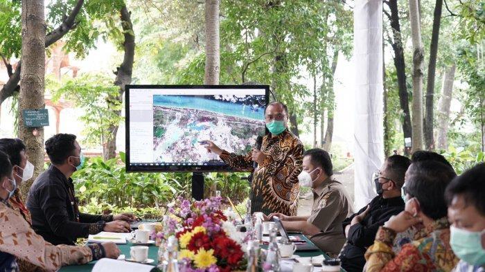 Kementerian LHK Dukung Bangka Belitung Jadi Lumbung Pangan Nasional
