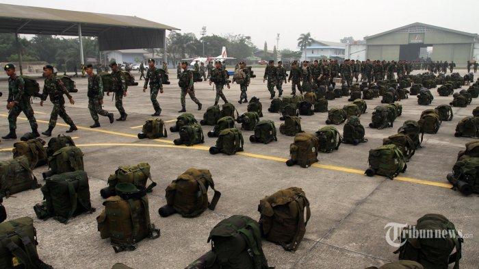 Tontaikam, Satuan Elite Kodam Jaya yang Dikerahkan Memburu Kelompok Ali Kalora, Ini Kelebihannya
