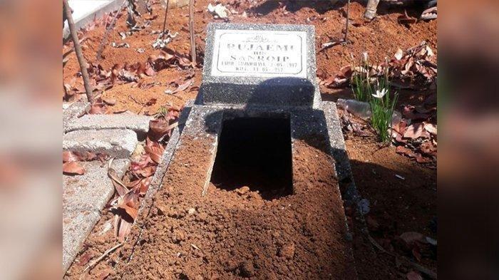 Fakta Tentang 25 Kuburan di Tasikmalaya Digali, Benarkah Ada yang Gelar Ritual Dukun