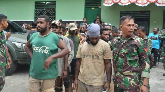 Massa Pengunjuk Rasa di Jayapura Merasa Ditipu, Kini Tidak Mau Lagi Ikut Aksi Demonstrasi