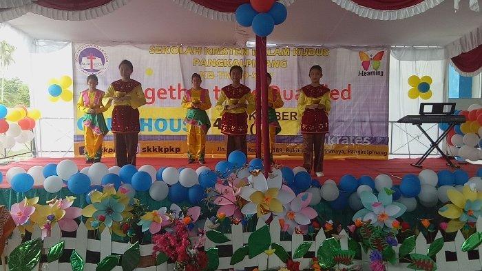 Sekolah Kristen Kalam Kudus Gelar Open House, Usung Tema Together to be Qualified