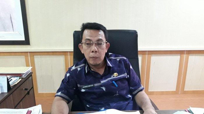 Mulai Besok Achmad Ansyori Jabat Pelaksana Harian Bupati Bangka Selatan