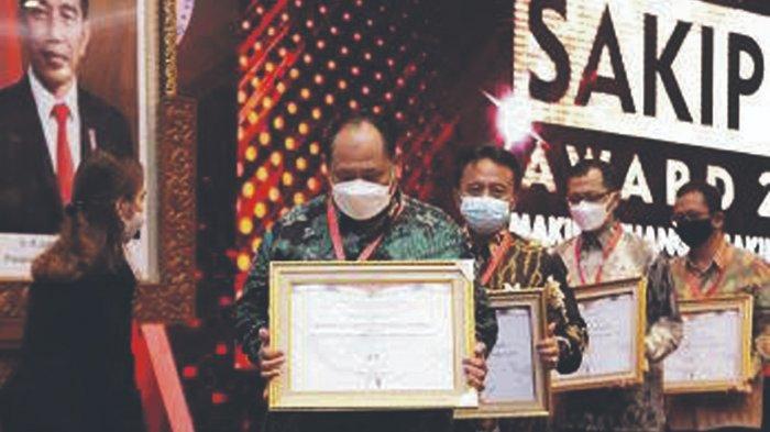 Tiga Kali Raih Penghargaan SAKIP, Pemkab Bangka Tengah Bidik Nilai A