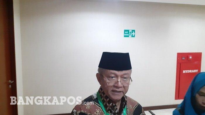Sekretaris Jenderal Majelis Ulama Indonesia (MUI) Pusat Anwar Abbas
