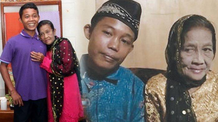 Kabar Pernikahan Nenek Rohaya dengan Remaja 16 Tahun, Begini Cara Sang Suami Menafkahi Istrinya