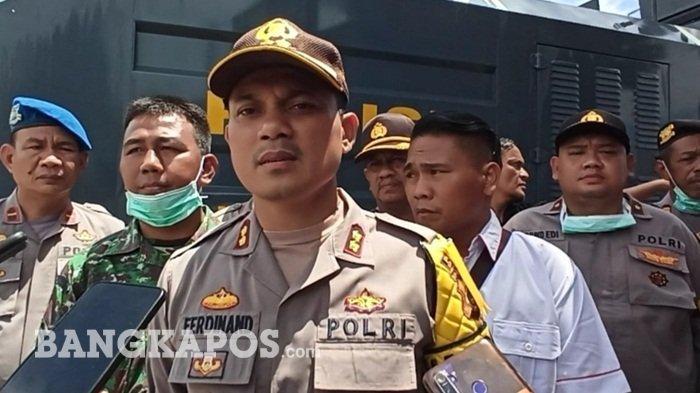Rekrutmen Bintara dan Tamtama di Mapolres Bangka Selatan Ditutup Sementara Waktu karena Covid-19