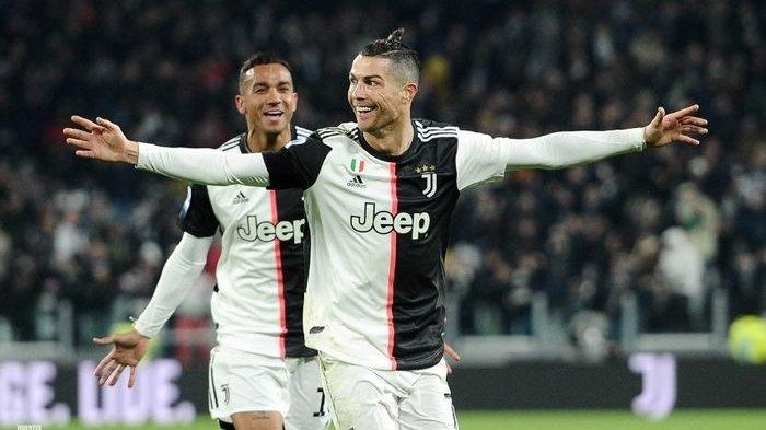 Cristiano Ronaldo Cetak 45,5 Persen Gol, Jadi Sejarah Baru Juventus