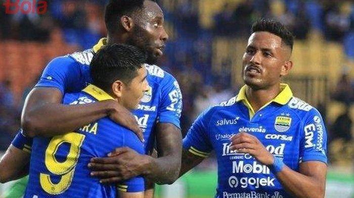 Daftar Top Scorer Shopee Liga 1 2020 - Bomber Persib Wander Luiz Jadi yang Teratas