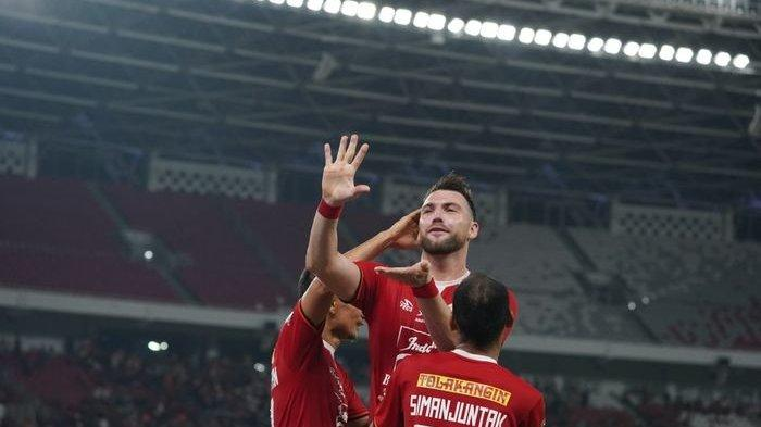 Persija Vs Persebaya Hari Ini, Marko Simic dkk Incar Kemenangan di Laga Kandang Terakhir