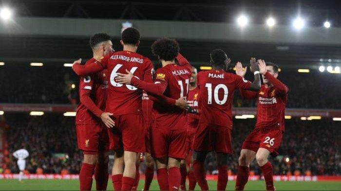 Liverpool Terancam Gagal Meraih Gelar Juara Liga Inggris Musim Ini