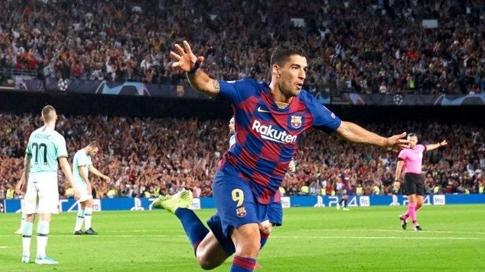 Luis Suarez Cedera Lama, Barcelona Berniat Cari Penggantinya