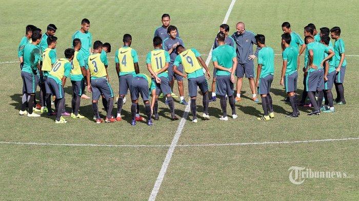 Inilah Prakiraan Susunan Pemain Timnas Indonesia vs Myanmar