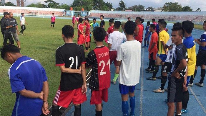 Hadapi Kompetisi Liga 3 Asprov,  Persipas Gelar Seleksi Selama Tiga Hari