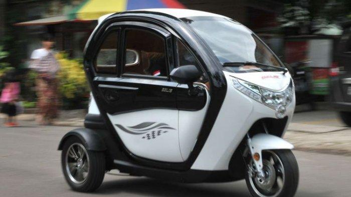 Viral di Indonesia, Bagaimana Servis Motor Listrik Roda Tiga Selis?