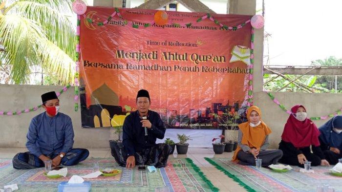 Tabligh Akbar Menyambut Ramadhan Sukses Digelar Ma'had Al-Jami'ah IAIN SAS Bangka Belitung