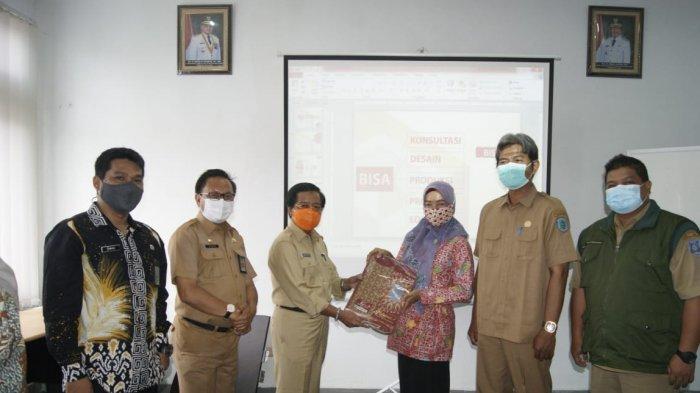 Sembilan IKM di Belitung Dapat Bantuan Kemasan dari UPTD RPK Disperindag Babel