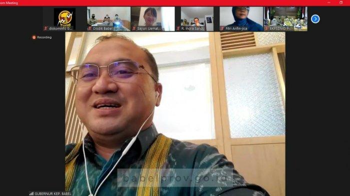 Bangka Belitung Maju, Bangun Sumber Daya Manusia Melek Teknologi