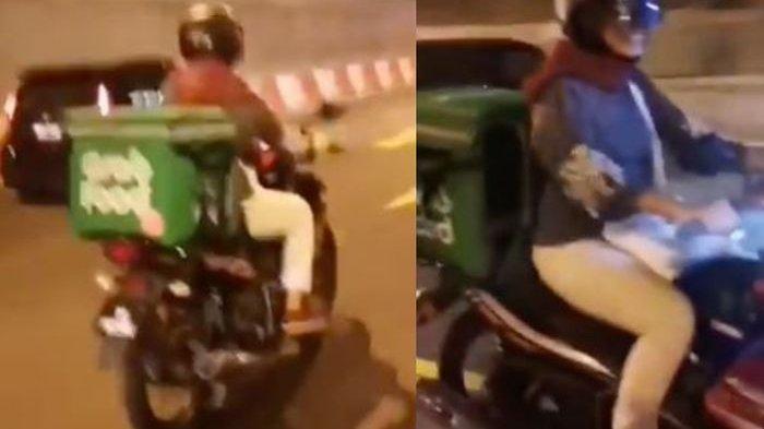 Kisah Driver Ojek Online Ini Rela Kirim Orderan dari Yogyakarta ke Jakarta Demi Ibu Hamil