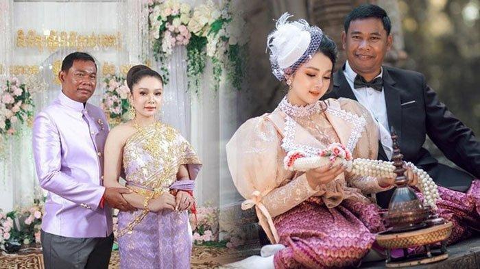 Pernikahan Sensasional, Mantan Biarawan Nikahi Gadis Cantik Beda Usia 33 Tahun, Warganet Sorot ini