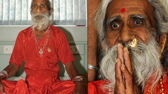 Pria Ini 70 Tahun Puasa Siang-Malam Tanpa Makan dan Minum