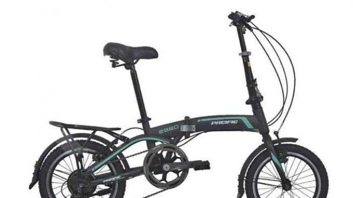 Sepeda Lipat Lagi Tren, Inilah Harga Seli Pasific yang Paling Murah yang Ada di Pasaran
