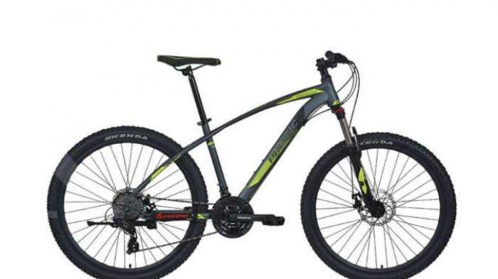 Daftar Harga Sepeda Gunung Pacific Crosser XT 001 Murah Meriah Pas di Kantong