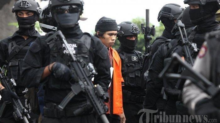 Kurun Waktu 3 Bulan Terakhir, Densus 88 Tangkap 72 Terduga Teroris di 8 Provinsi Indonesia