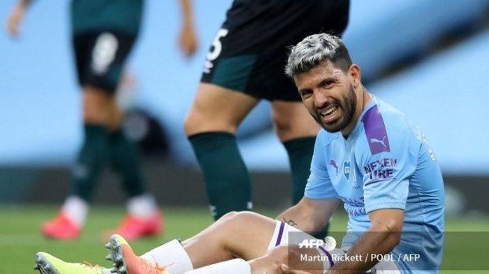 Striker Manchester City Ini Bakal Absen Lawan Real Madrid