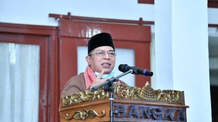 Hikmah Nuzulul Quran dari Segi Akademik oleh Guru Besar IAIN SAS Bangka Belitung