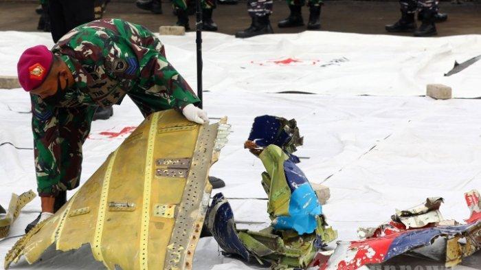 KNKT Ungkap Hasil Investigasi Kecelakaan Pesawat Sriwijaya Air SJ 182, Ada yang Tak Beres