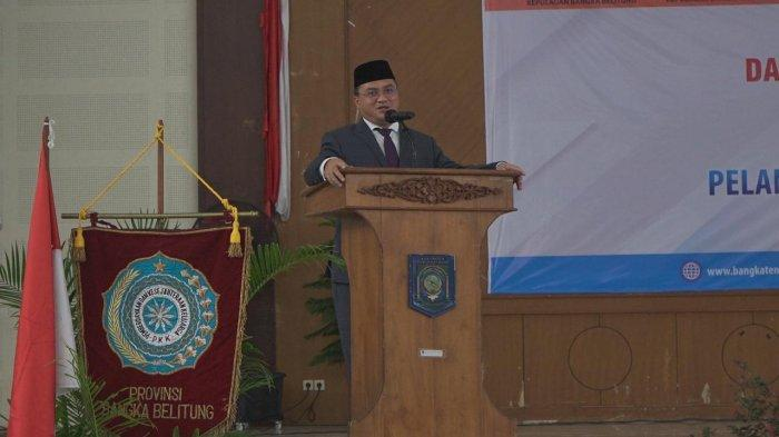 Ini Pesan Gubernur Bangka Belitung kepada Kepala Daerah, Jangan Menyerah Lawan Covid-19