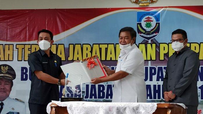 Justiar Noer dan Riza Herdavid : Semoga Kabupaten Bangka Selatan Lebih Maju dan Semakin Baik