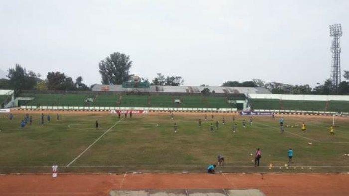 Pemai Babel United FC Fikri Ardiansyah Sembuh Cidera, Siap Tampil Sejak Menit Pertama