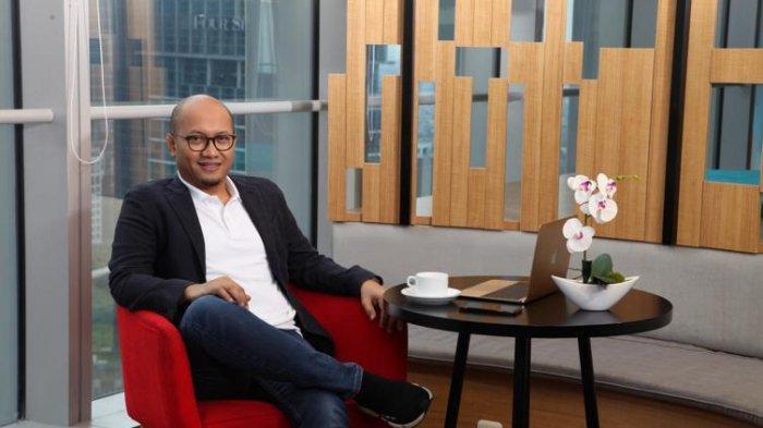Setyanto Hantoro Jabat Direktur Utama Telkomsel