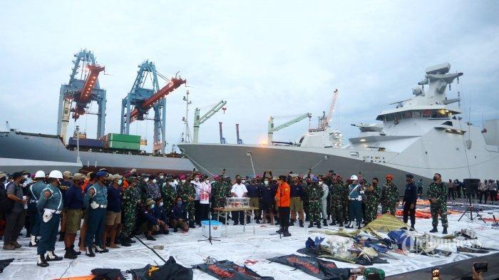 Video Rekaman Keadaan di Dasar Laut Saat Pencarian Korban Sriwijaya Air SJ-182 di Kepulauan Seribu