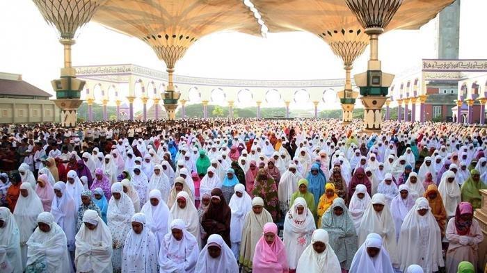 Hukum Mengikuti Khotbah Idul Fitri Usai Sholat Ied, Begini Penjelasannya
