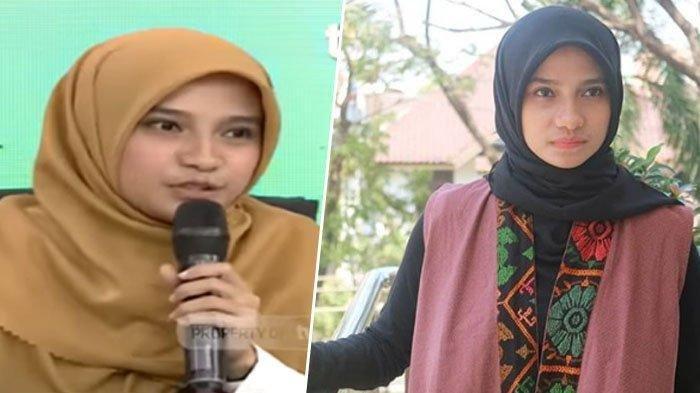 Masih Muda dan Cantik, Sherly Annavita Kritik Jokowi di ILC, Ternyata Dai Muda yang Berprestasi