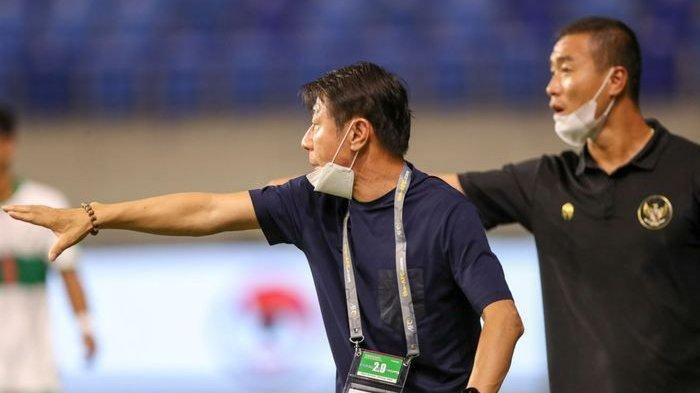 Shin Tae-yong Dipastikan Tak Hadir di Laga Terakhir Timnas Indonesia Vs UEA Malam Ini