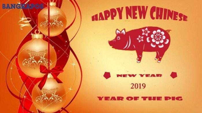 Imlek 2019 - Asal Muasal Warna Merah Dominasi Perayaan Imlek hingga Arti Gong Xi Fat Cai Sebenarnya