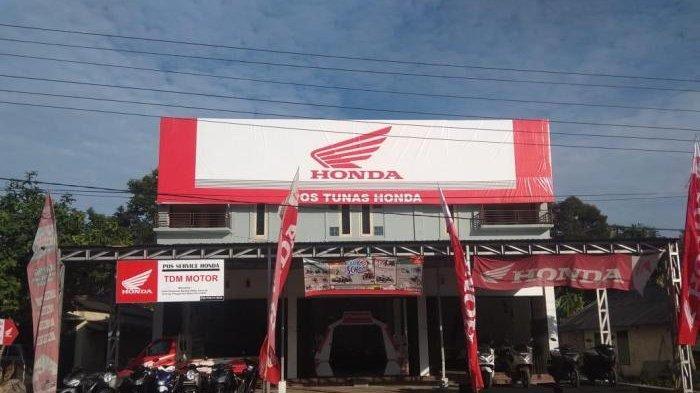 Honda ADV 150 Merambah Pasar Bangka Barat, Pertama di Dealer TDM Tempilang
