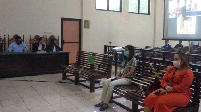 Majelis Hakim Hukum Oknum Perwia di Babel Penjara 1 Bulan, Setelah Terbukti Lakukan KDRT