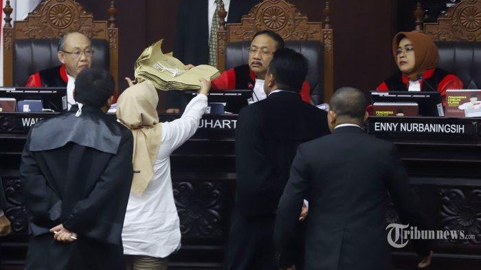 Mahfud MD Ungkap soal Kemungkinan Hakim MK Berbeda Pendapat Putuskan Sengketa Pilpres 2019