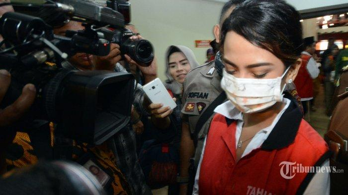 Terbaru, Vanessa Angel Dituntut 6 Bulan Penjara, Kuasa Hukum Sebut Terlalu Berat