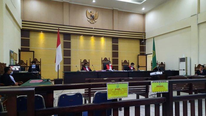 Mantan Pejabat PT BPRS Terbukti Korupsi, Hakim Jatuhkan Vonis, PH Merasa Tidak Puas