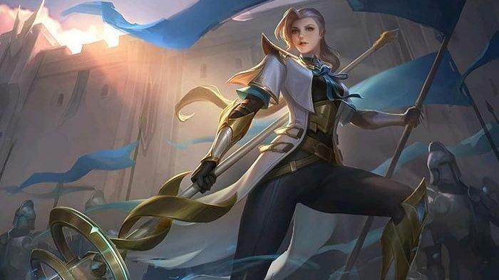 Silvanna Mobile Legends, Hero Fighter Kuat, Ini Kemampuan Skill dan Passive