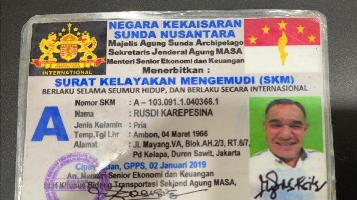 Heboh Hoax Babi Ngepet Bikin Gempar Depok, Kini Muncul Kekaisaran Sunda Nusantara