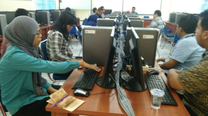 200 Peserta SBMPTN 2018 PilihUjian Tulis Berbasis Komputer